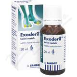 Exoderil 10mg-ml drm. sol. 1x20ml