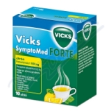 Vicks Symptomed forte citron por. plv. sol. 10