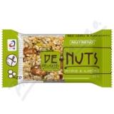 NUTREND DeNuts ořechová tyčinka pistácie+slun. 35g