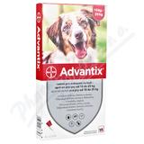 Advantix pro psy 10-25kg spot-on a. u. v. 1x2. 5ml