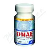 DMAE B-FORTE tbl. 50+20 ZDARMA