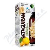 Betaglucan s vitamínem C citronová příchuť 200ml