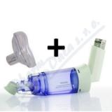 Optichamber Diamond set inhalační nástavec+Maska S