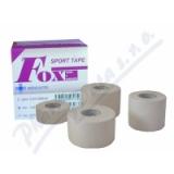FOX SPORT TAPE tejpovací páska visk. 2. 5cmx12m 2ks