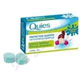 Quies Silik. chrániče sluchu pro děti 3páry-plavání