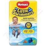 HUGGIES Little Swimmers vel. 2-3 3-8kg 12ks