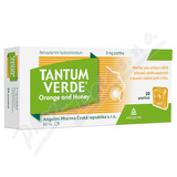Tantum Verde Orange and Honey 3mg pas. 20