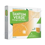 Tantum Verde Orange and Honey 3mg pas. 40