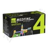 Wellion MEDFINE jehly inz. pera 0. 23x4mm 32G 100ks
