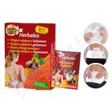 Herbalex hřejivá nápl.  s kaštan.  3+1+BED PÁS+Dárek