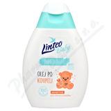 Dětský olej po koup.  LINTEO BABY s Bio měsíč. 250ml