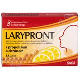 Favea Larypront s propolisem a citrónem tbl. 12