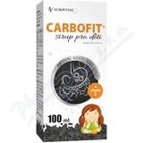 Carbofit sirup pro děti 100ml