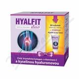Hyalfit DUO tob. 90 + krém 50ml