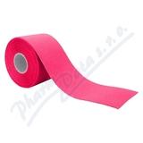 Trixline Kinesio tape 5cmx5m růžová 1ks
