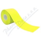 Trixline Kinesio tape 5cmx5m žlutá 1ks