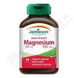 JAMIESON Hořčík 500mg s vitaminem D 500 IU tbl. 60