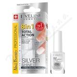 EVELINE SPA Nail Total 8v1 Silver kondicionér 12ml