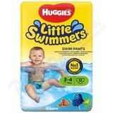 HUGGIES Little Swimmers vel. 3-4 7-15kg 12ks
