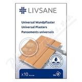 LIVSANE náplast univerzální 10x6cm 10ks