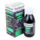 SAMBUCOL Immuno Forte Sirup dia+vit. C+zinek 120ml