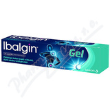 Ibalgin 50mg-g gel 100g