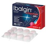 Ibalgin Rapidcaps 400mg cps. mol. 20