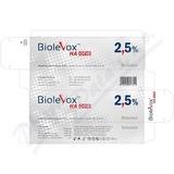 Biolevox HA one 2. 5% injekční gel 4. 8ml
