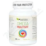 Natural Medicaments Omega Multivit tbl. 90