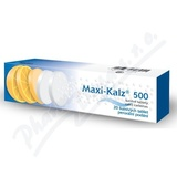Maxi-kalz 500mg tbl. eff. 20