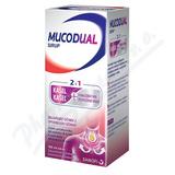 Mucodual 2. 5g-100ml sirup 100ml