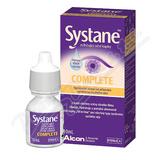 Systane Complete zvlhčující oční kapky 10ml