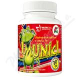 Imuníci - Hlíva ústřičná s vit.  D pro děti tbl. 30