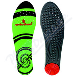 Sorbothane Single Strike gel. vložky do bot v. 36-38