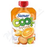 Sunar Cool ovoce pomeranč banán hruška sušen. 120g
