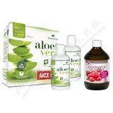 AloeVeraLife aloe 99. 7% 2x1000ml + Cranvita 500ml