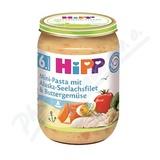 HiPP BABY Těstoviny s treskou v másl. zelenině 190g