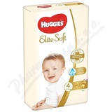 HUGGIES Elite Soft 4 8-14kg 66ks