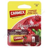 CARMEX Balzám na rty ultra hydr. SPF15 Granát. 4. 25g
