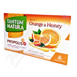 Tantum Natura Orange&Honey+Zn+vit. C past. 15