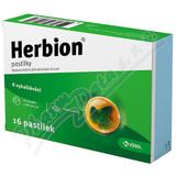 Herbion 16 pastilek