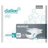 Dailee Slip Premium MAXI PLUS inko. kalh. L-XL 28ks