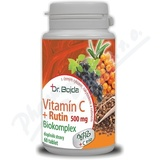 Vitamín C + RUTIN Biokomplex 500mg tbl. 60 Dr. Bojda