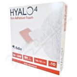 Hyalo4 Non Adhesive Foam 10x10cm 10ks