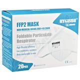 HYGISUN FFP2 Mask respirátor bílý 20ks