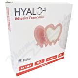 Hyalo4 Silic. Adhes. Border Foam Sacr. 18x18. 5cm 10ks