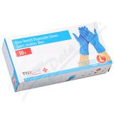 Trixline rukavice nitril-vinyl nepudr. vel. L 50ks