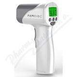 Bezkontaktní čelní teploměr 2v1 FAMIDOC FDIR-V22