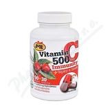 JML Vitamin C 500mg + šípky a zinek cps. 90+30