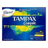 DH tampóny Tampax Compak Economy Regular 16ks